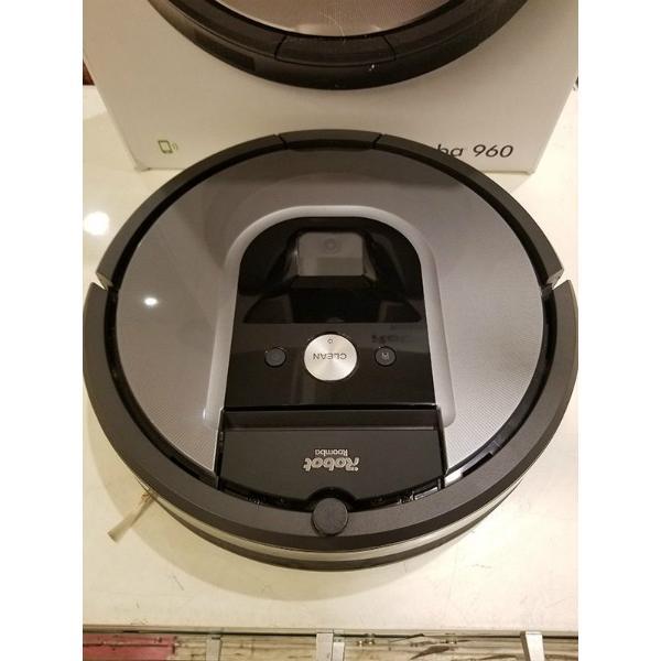 iRobot(アイロボット)/ロボット掃除機 Roomba 960(ルンバ 960) correr 02
