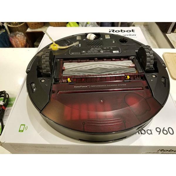 iRobot(アイロボット)/ロボット掃除機 Roomba 960(ルンバ 960) correr 03