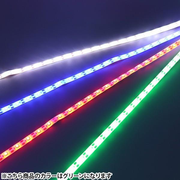 USB接続式LEDテープライト 緑色-900mm インテリア 照明 ライト おしゃれ 景品 ビンゴ大会 バラエティーグッズ プレゼント用 coscommu 04