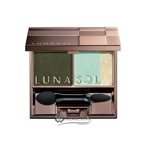 ルナソル(LUNASOL)スパークリングライトアイズ 03 Green Sparkling