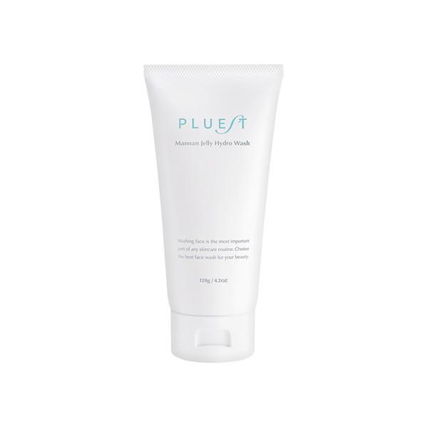 PLUEST(プルエスト) マンナンジェリーハイドロウォッシュ 120g Mannan Jelly Hydro Wash 洗顔ジェル 洗顔料 保湿剤で洗う|cosme-pocket