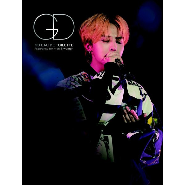 BIGBANG G-DRAGON GD オードトワレ 50ml|cosme|02