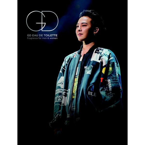 BIGBANG G-DRAGON GD オードトワレ 50ml|cosme|07