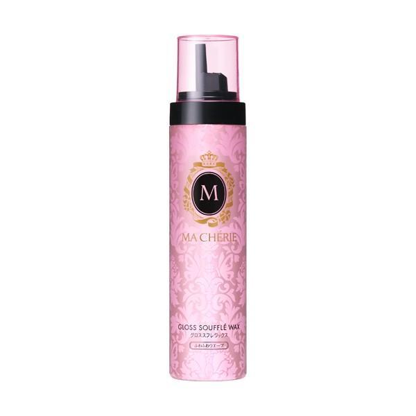 マシェリ グロススフレスワックス(ふわふわウエーブ)EX フローラルフルーティーの香り 150g