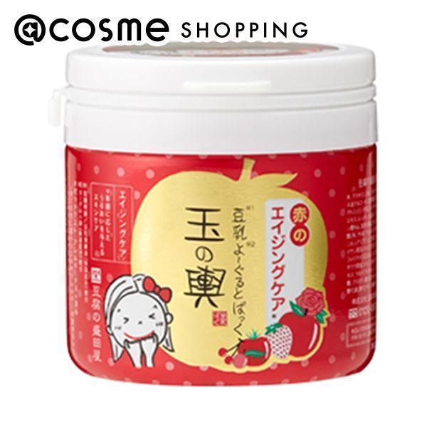 豆腐の盛田屋/豆乳よーぐるとぱっく玉の輿 赤のエイジングケア(本体/フルーティーフローラル) クリームマスク