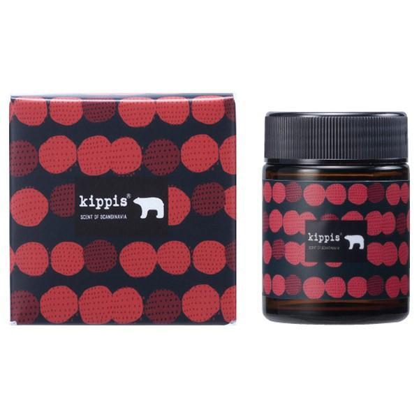 キッピス 髪と肌のトリートメントワックス 甘酸っぱい真っ赤なベリーの香り 40g