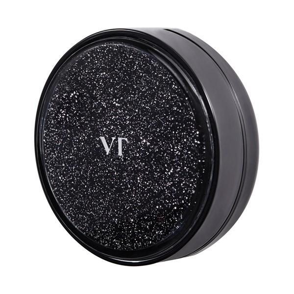VT cosmetics プログロスコラーゲンパクト  BLACK23 ベージュ 11g SPF50+ PA++++の画像