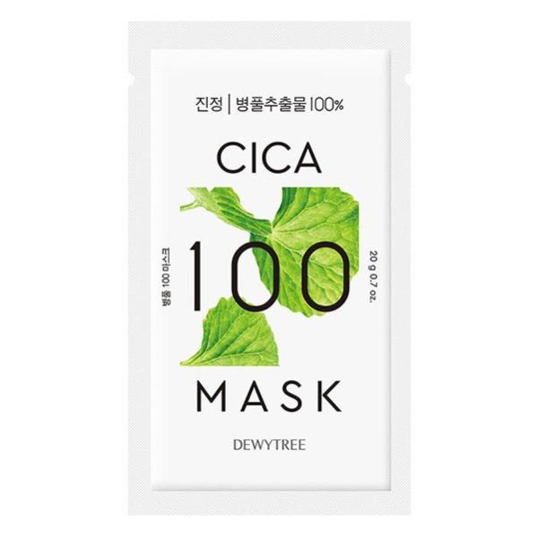 DEWYTREE CICAフェイスマスク 20g×1枚の画像