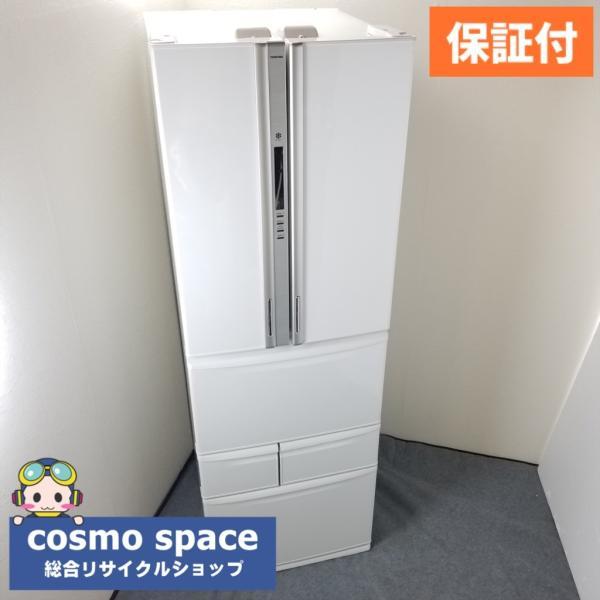 中古3ヶ月保証付き東芝426L6ドア冷蔵庫GR-431FY(WS)2011年製エコモード制御搭載当社指定エリアは2160円