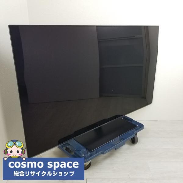 パナソニック 55V型 4K対応有機ELテレビ VIERA(ビエラ)(4Kチューナー別売) TH-55FZ950の画像