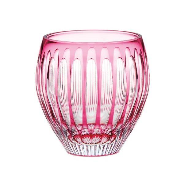 コップグラスフリーグラス水鞠みずまりピンク300ml八千代切子東洋佐々木ガラス(LS19763SAU-C744-1pc)キッチン