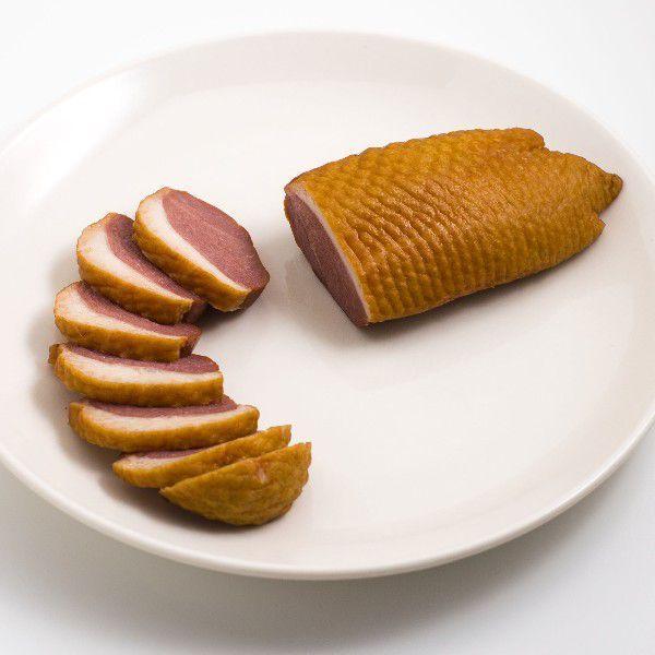 コスモフーズの合鴨ローススモーク 約200gパック|cosmofoods
