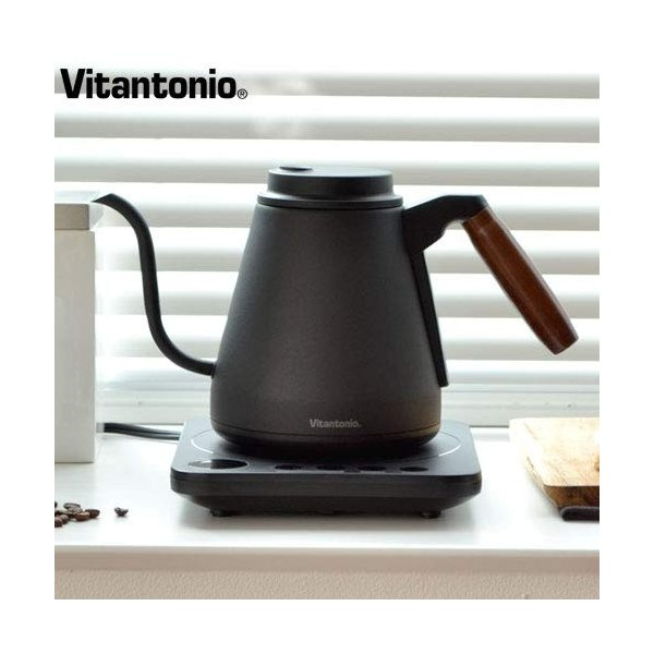 ビタントニオ アクティ Vitantonio ACTY 温調ドリップケトル VEK-10-K|cosmoszakkastore|06