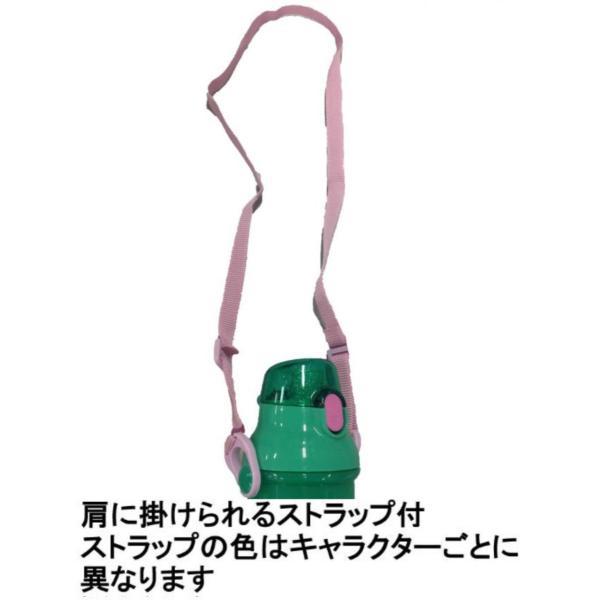 直飲み 水筒 プラワンタッチボトル 480ml ロディ スケッチ PSB5SAN cosmoszakkastore 05