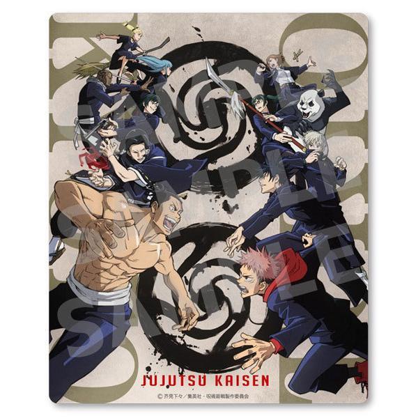 呪術廻戦 グッズ 公式 マウスパッド 第二弾 D キャビネット