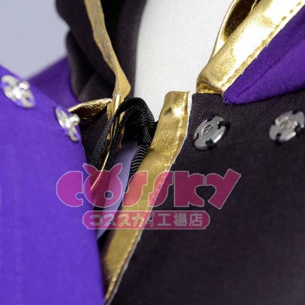 Fate stay night フェイト・ステイナイト コスプレ衣装 キャスター Caster コスチュームcosplay/グッズ|cossky|04