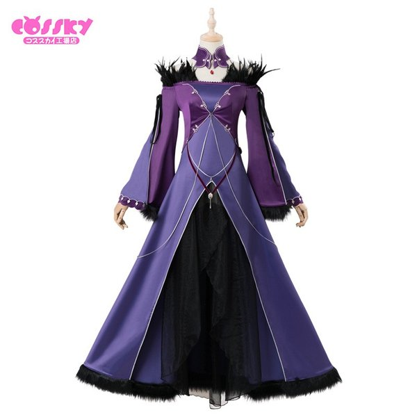 Fate/Grand Order コスプレ スカサハ=スカディ コスプレ衣装 FGO スカサハ コスプレ|cossky|04