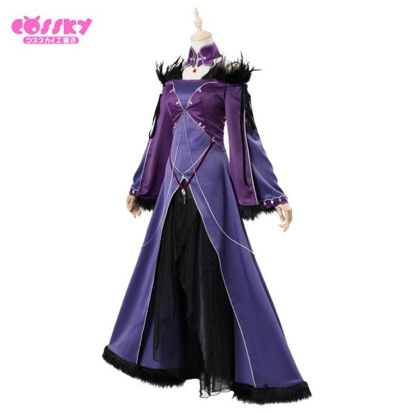 Fate/Grand Order コスプレ スカサハ=スカディ コスプレ衣装 FGO スカサハ コスプレ|cossky|05