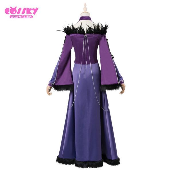 Fate/Grand Order コスプレ スカサハ=スカディ コスプレ衣装 FGO スカサハ コスプレ|cossky|06