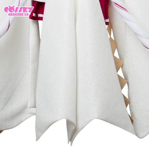アズールレーン コスプレ 駆逐艦 夕立 ケッコン衣装 ソロモンのハナヨメ 夕立 コスプレ 衣装|cossky|20