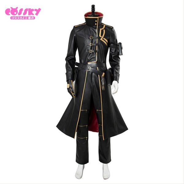 Fate/Grand Order コスプレ 概念礼装 Gilgamesh in NY ギルガメッシュ コスプレ 衣装|cossky|04