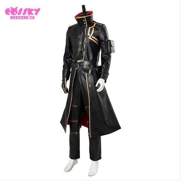 Fate/Grand Order コスプレ 概念礼装 Gilgamesh in NY ギルガメッシュ コスプレ 衣装|cossky|05