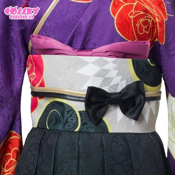 Fate/Grand Order コスプレ 概念礼装 笑顔のしるし マシュ・キリエライト コスプレ 衣装 着物 FGO コスプレ cossky 06