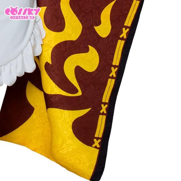 Fate/Grand Order コスプレ 舌切り雀の紅閻魔 コスプレ 衣装 霊基再臨第1段階 FGO コスプレ|cossky|15