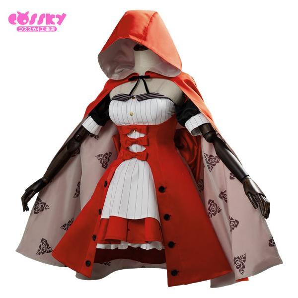Fate/Grand Order コスプレ マリー・アントワネット 四周年 コスプレ 衣装 FGO コスプレ|cossky|02