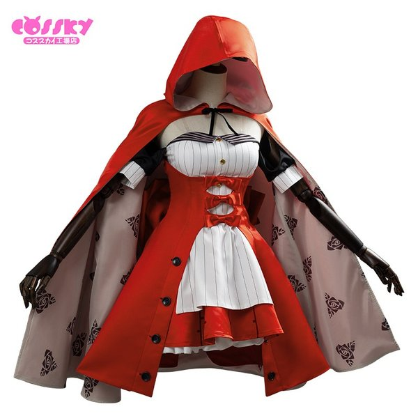 Fate/Grand Order コスプレ マリー・アントワネット 四周年 コスプレ 衣装 FGO コスプレ|cossky|04