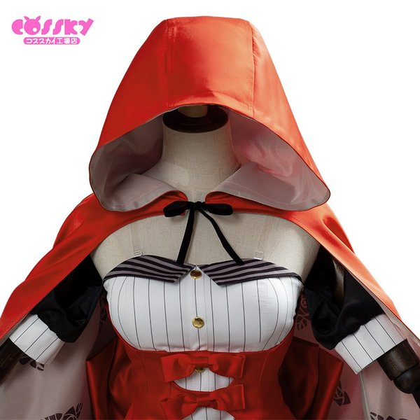 Fate/Grand Order コスプレ マリー・アントワネット 四周年 コスプレ 衣装 FGO コスプレ|cossky|05