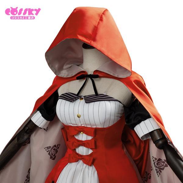 Fate/Grand Order コスプレ マリー・アントワネット 四周年 コスプレ 衣装 FGO コスプレ|cossky|06