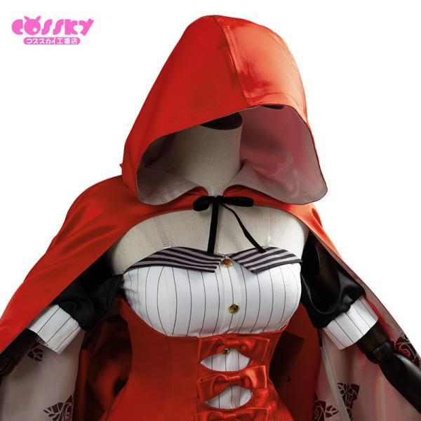 Fate/Grand Order コスプレ マリー・アントワネット 四周年 コスプレ 衣装 FGO コスプレ|cossky|07