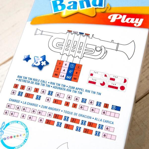 キッズ トランペット  Bontempi 子供用 楽器 おもちゃ 送料無料 3歳 4歳 5歳|cotoha-online|05