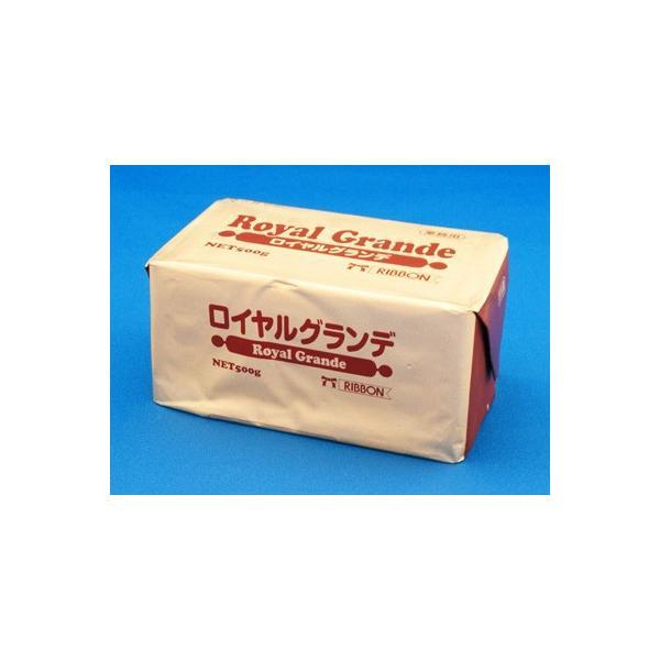 <冷蔵>リボン食品 ロイヤルグランデ(無塩)500g