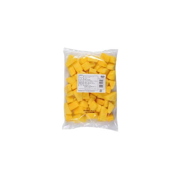 <冷凍>トロピカルマリア パイナップルチャンク 500g