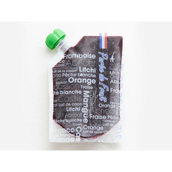 ◆<冷凍>ラ・フルティエール カシスピューレ加糖10% 250g