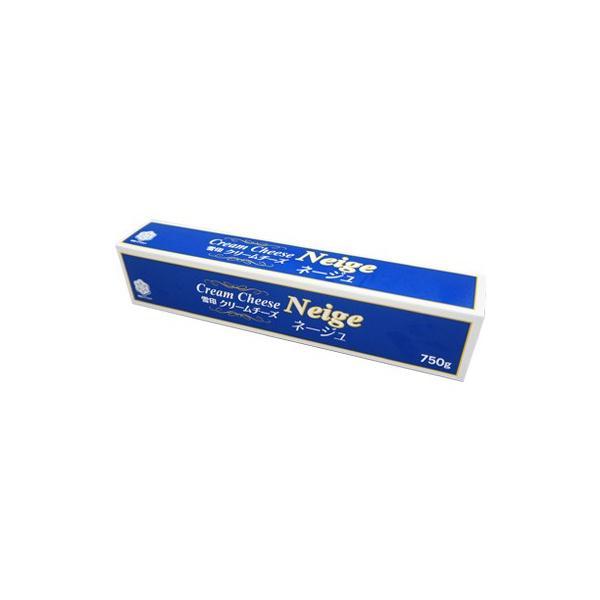 <冷蔵>雪印 クリームチーズ ネージュ 750g