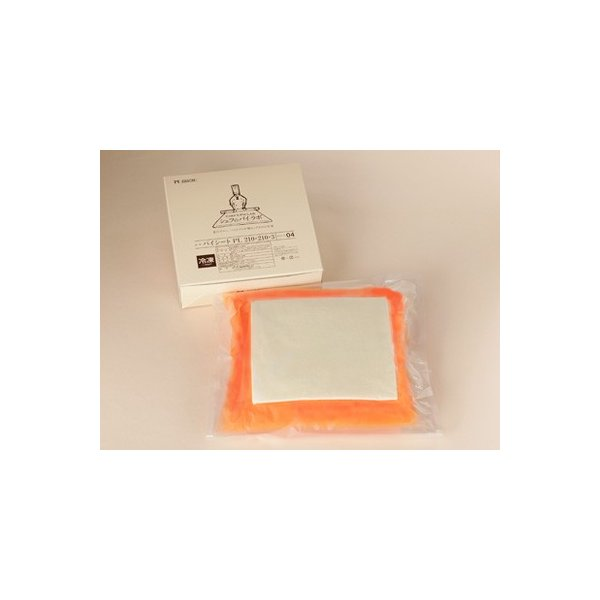 <冷凍>リボン食品 パイシート(角型)PL210×210×3-04 (15枚入)