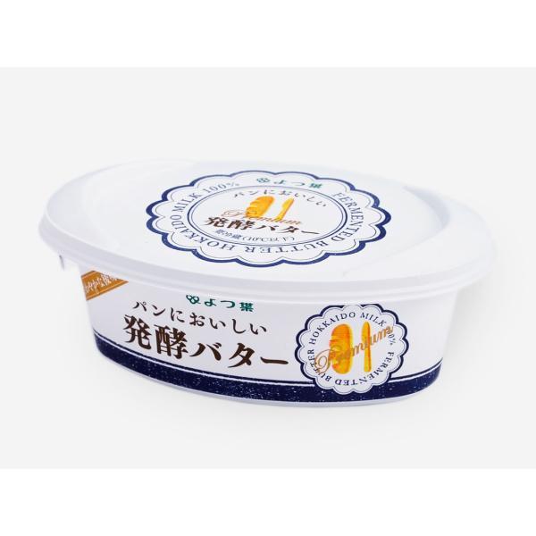 <冷蔵>よつ葉 パンにおいしい発酵バター 100g