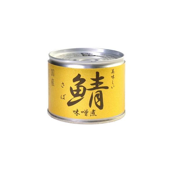 伊藤食品 美味しい鯖 味噌煮 EO 6号缶