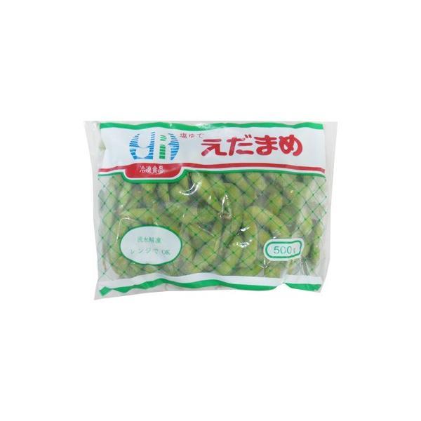 <冷凍>枝豆 塩ゆで(500g)