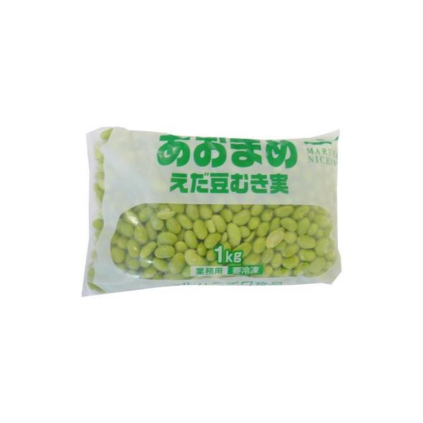 <冷凍>マルハニチロ 青豆(枝豆むき身)1kg