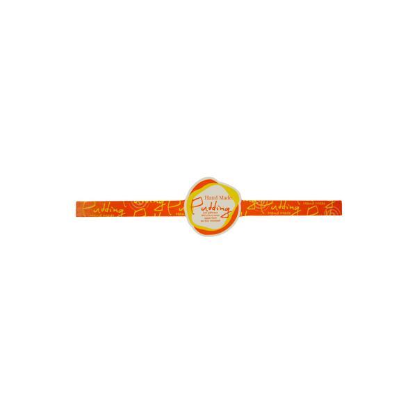 [ケース販売]Hand Madeプリン変形 オレンジ