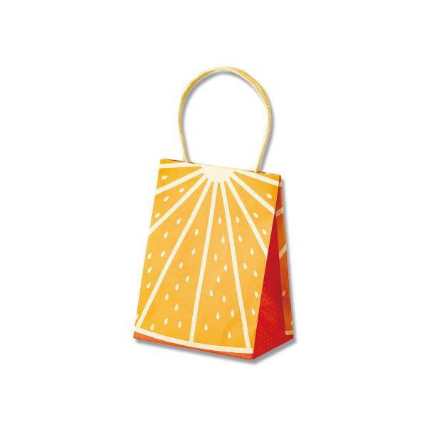 [ケース販売]プチバッグ9-6 オレンジ