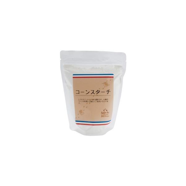 【ネコポス対応 送料無料】コーンスターチ 250g (P)