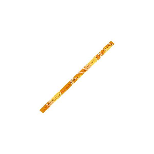 【ネコポス対応 送料無料】プリン用帯シール 細型 オレンジ