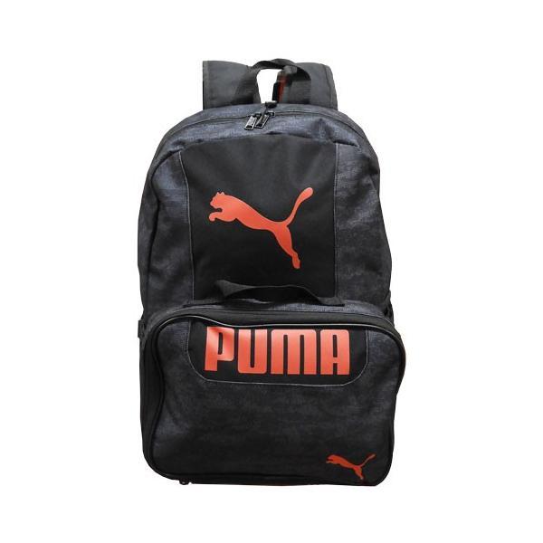 fe2c27fb5969 PUMA プーマ 子供用リュック ジュニア スポーツバッグ リュックサック ランチバッグ付き 軽量の画像