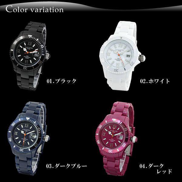 ダイバーズウォッチ 腕時計 メンズ レディース 100m防水 時計 おしゃれ ブランド|courage|02
