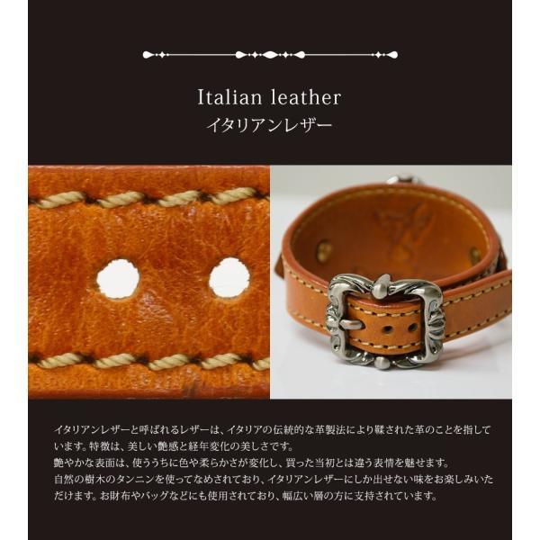 腕時計 メンズ カジュアル ビジネス ホワイトレザーブレスウォッチ 本革 レザー ベルト牛革 ジルコニアクロス ホワイトメタルコンチョ プレゼント ギフト|cowbell|09